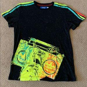 Adidas Star Wars Boba Fett shirt